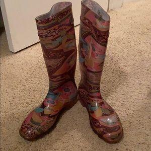 MIA Rain boots
